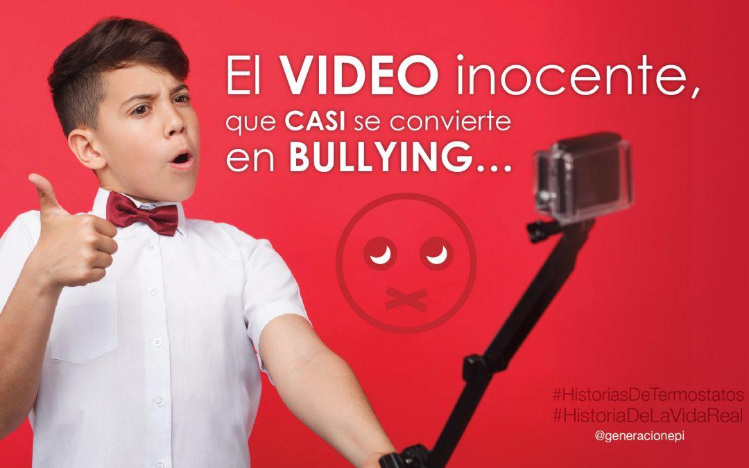 El VIDEO inocente, que CASI se convierte en BULLYING…
