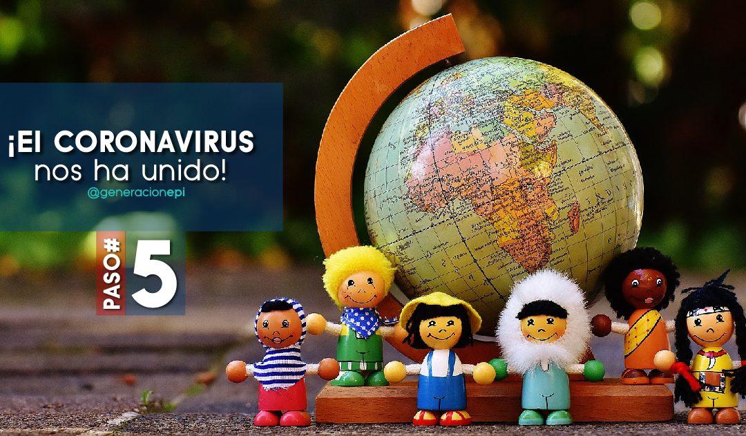 5to Paso para Sobrevivir la Crisis del Coronavirus y Lograr el #FocoEnLoPositivo