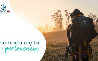 El nómada digital y la pertenencia