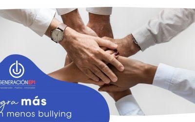 LOGRA + con menos bullying